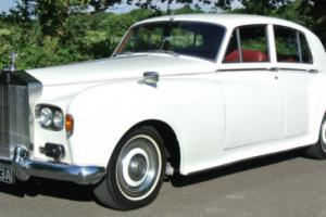 1963 ROLLS ROYCE SILVER CLOUD III only 3 owners !