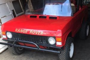 1980's CHILDS PETROL RANGE ROVER CLASSIC KIDS TOT ROD,TOYLANDER