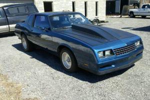 Chevrolet: Monte Carlo Super Sport Package