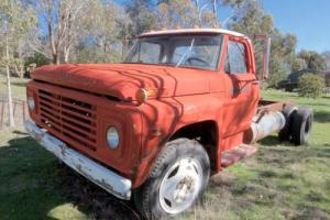 1965 F600 Ford Truck