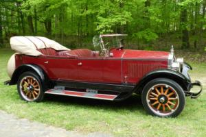 1924 Buick Sports Touring Photo