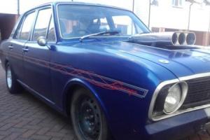Mk2 Ford Cortina Hotrod