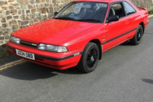 Mazda 626 GLX Coupe Photo