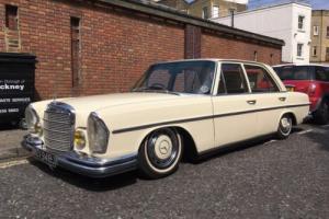 1970 Mercedes 280SE, Air Ride, Full Retrim , Show Car, W108