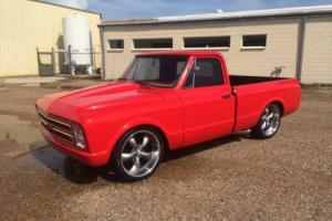 1967 Chevrolet C-10 1967 chevy c-10 SWB small window fully restored