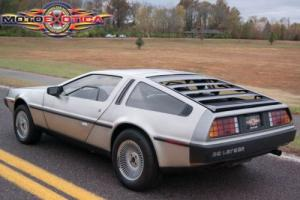 1981 DeLorean DMC-12 Turbo Photo