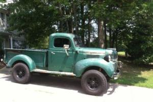 1946 Dodge Other