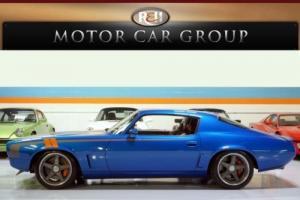 1971 Chevrolet Camaro Brute Force