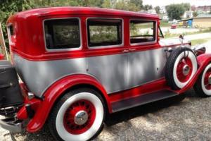 1932 Packard Graham