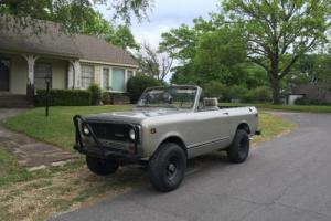 1974 International Harvester Scout XLC