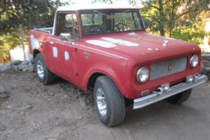 1964 International Harvester Scout Photo