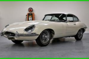 1965 Jaguar E-Type ETYPE SERIES ONE 4.2 LITER TRI-CARB COUPE