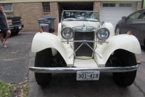 1936 Replica/Kit Makes Jaguar/Duke Photo