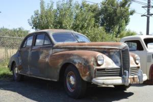 1942 Packard CLIPPER  STANDARD CUSTOM LEAD SLED