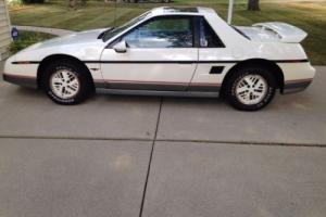 1984 Pontiac Fiero Indy Fiero