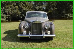 1957 Rolls-Royce Silver Cloud