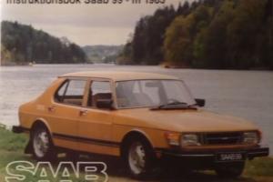 1982 Saab 99