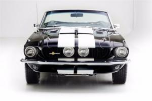 1967 Ford Mustang Shelby GT350 Options
