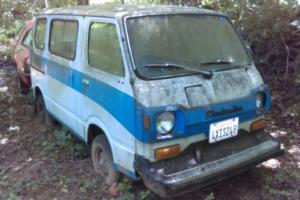 1980 Other Makes converted subaru rex 550 / 600