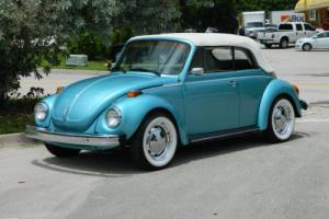 1979 Volkswagen Beetle - Classic Final Year Factory Air Beetle Convertible