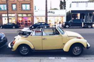 1978 Volkswagen Beetle - Classic Super Beetle