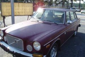 1975 Volvo 164-E Photo