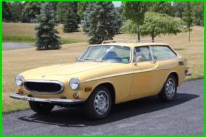 1973 Volvo P 1800ES