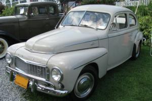 1958 Volvo PV444 Sport