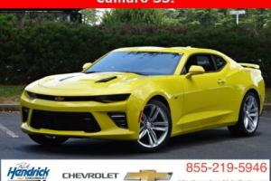 2016 Chevrolet Camaro 2dr Coupe SS w/1SS