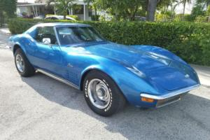 1970 Chevrolet Corvette T-Top Photo