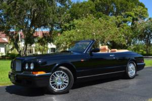 2000 Bentley Azure 2 Door Convertible
