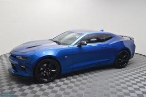 2016 Chevrolet Camaro SS 6-Speed Coupe