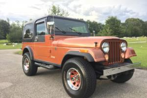 1982 Jeep limited