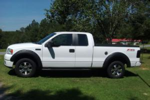2008 Ford F-150 FX-4