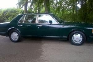 Bentley brooklands ,1994, racing green,£10995onomay px/swap within eBay rules. Photo
