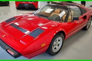 1983 Ferrari 308 2D Photo