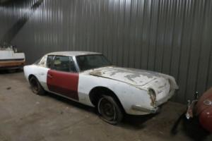 1963 Other Makes Avanti studebaker  May deliver