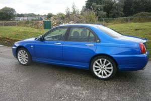 2005 MGZT 260 4.6 litre V8 modern classic investment