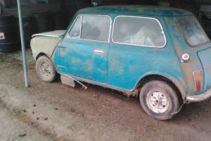 Mini S 1975 Clubman Photo