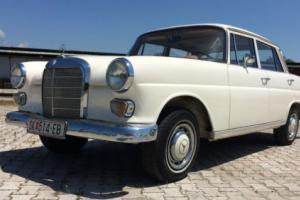 1964 Mercedes-Benz 190C Heckflosse , fresh complete restoration! No Reserve!