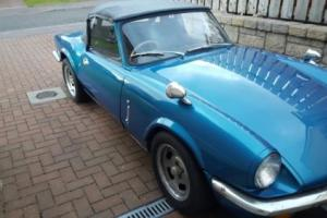 Triumph Spitfire 1978 Immaculate Condition