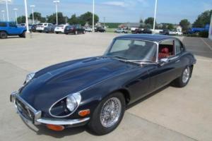 1972 Jaguar E type XKE V12 37k original miles