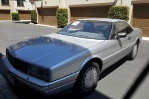 1989 Cadillac Allante 2dr Coupe Convertible