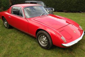 Lotus Elan plus 2 +2 1967