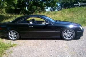 Mercedes Benz CL 55 Kompressor AMG,previously celebrity owned,excellentt!£16995