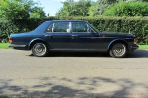 Rolls-Royce Silver Spirit Low Mileage 69k Windsor Blue Cream Leather