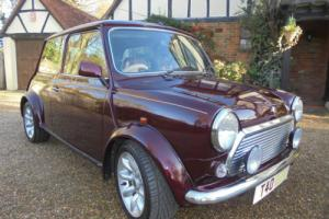 1999 CLASSIC MINI 40 LE (COOPER SPORT) ONE LADY OWNER FOR 16 YEARS.STUNNING!