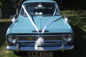 VAUXHALL VIVA 90 SL BLUE 1966