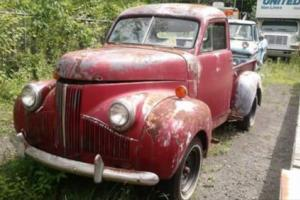 rare 1948 studebaker pick up truck for rat rod project or restoration