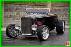 1932 Ford Hi-Boy Custom Roadster